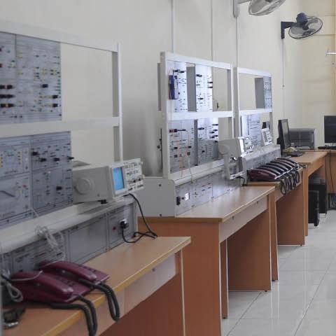 Dự án xây dựng phòng thí nghiệm điện cho trường cao đẳng nghề