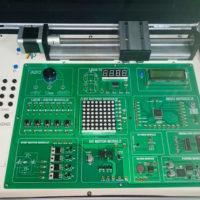 Bộ Kít thực hành lập trình vi điều khiển AVR, ARM, PIC, 8051