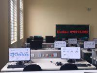 Xây dựng phòng thực hành điện tử viễn thông – công nghệ thông tin