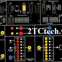 Module Bộ điều chế và Giải điều chế Biên độ ASK