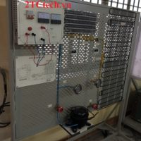 Mô hình hệ thống lạnh cơ bản