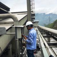 Lắp đặt trạm quan trắc khí thải | 2tctech.vn