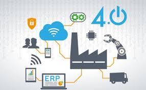 Hệ thống thực hành Robot công nghiệp 4.0